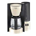 Bosch TKA6A047 Kaffeemaschine creme/dunkelgrau