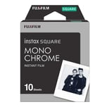 Fujifilm Instax Square Monochrome Sofortbildkamera Film