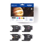 Brother LC1240VALBPDR Tinte für MFCJ6510 Kit