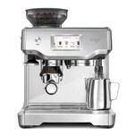 Sage Espresso-Maschine The Barista Touch silber