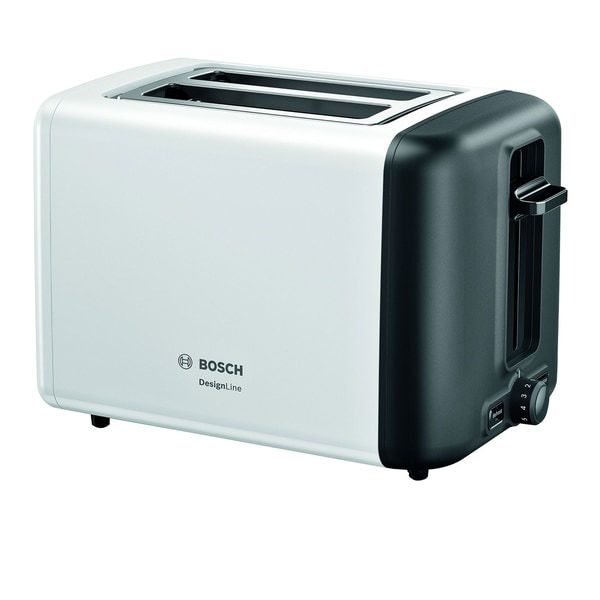 Bosch TAT3P421DE Kompakt Toaster Design Line