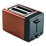 Bosch Toaster Kompakt TAT4P429DE kupfer
