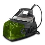 ROWENTA DG 8626 Perfect Steam Pro Dampfgenerator schwarz/grün