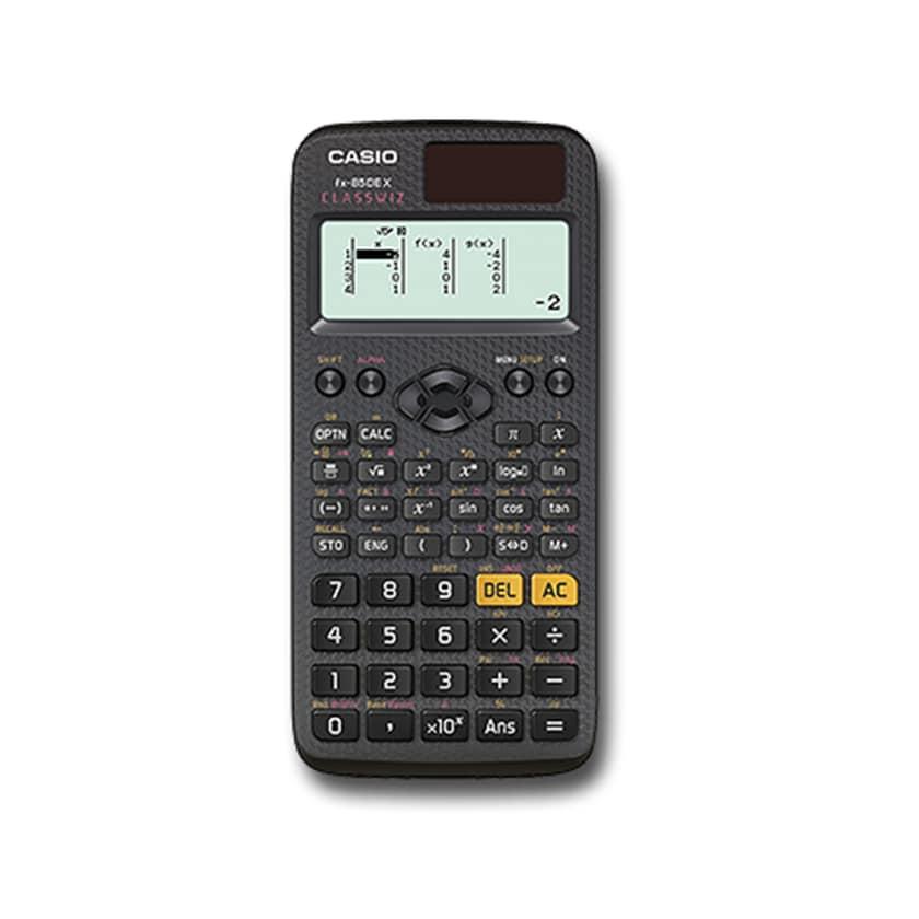 Casio Wissenschaftlicher Taschenrechner FX-85DE X