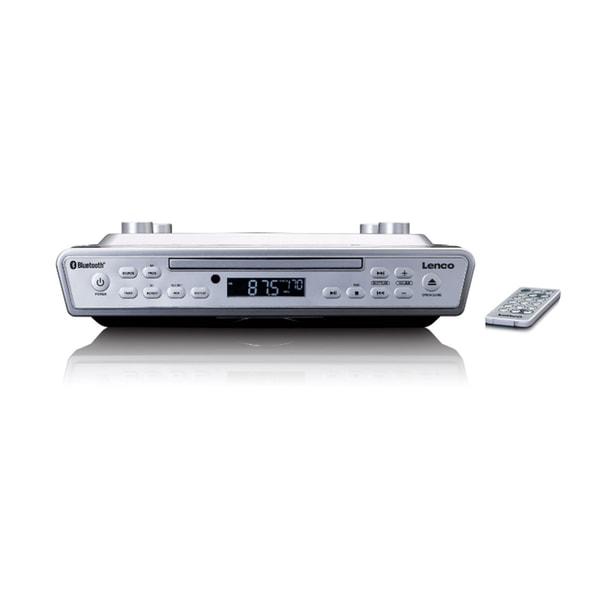 Lenco Küchenradio und CD-Player KCR-150 weiß