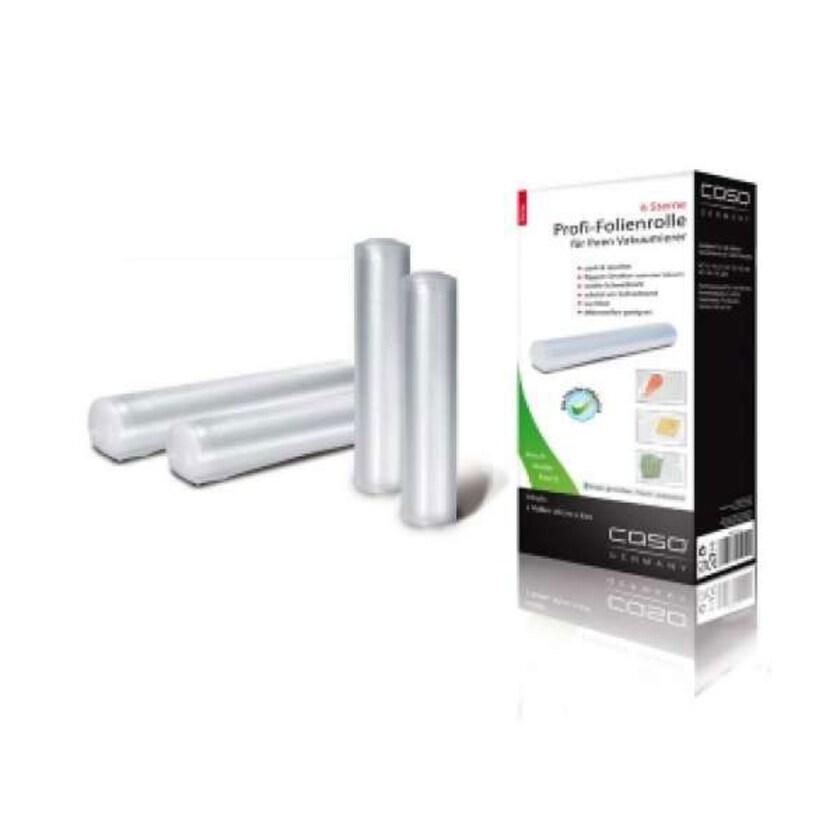 Caso Vakuum-Folienrollen 1221, 20x600cm 2er-Pack