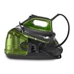 Rowenta Silence Steam Pro Dampfgenerator DG 9248 schwarz/grün