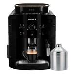 Krups Espresso Kaffeevollautomat EA 81M8 schwarz