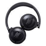 JBL On-Ear Bluetooth Kopfhörer T600 BT NC schwarz