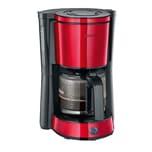 Severin Kaffeeautomat KA 4817 Type rot/schwarz