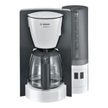 Bosch TKA6A041 ComfortLine Filterkaffeemaschine weiß/dunkelgrau