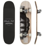 Deuba Skateboard mit ABEC 9 und PU Rollen im Grenade Design