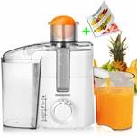 Monzana Entsafter für Obst+Gemüse 670 Watt