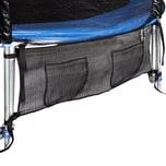 Deuba Aufbewahrungstasche Trampolin UV- und Witterungsbeständig 2 Taschen