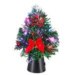 Casaria USB Mini Baum geschmückt 26cm