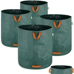 Deuba 4x Laubsack Stabilisierungsrings Wasserabweisend Strapazierfähig