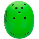 Deuba Kinder Skaterhelm neon grün S