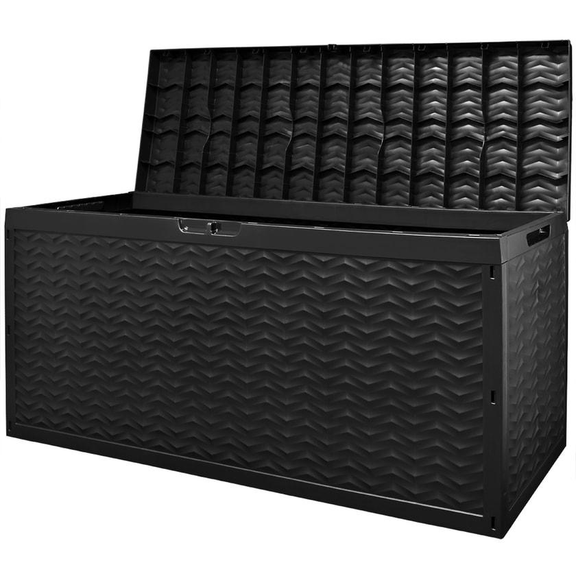 Casaria Auflagenbox Cargo Abschließbar