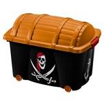 Deuba Aufbewahrungsbox ''Pirat'' für Kinder 50 L