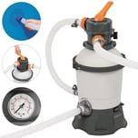 Bestway Sandfilteranlage Flowclear Filterpumpe 3028 l/h