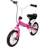 Deuba Kinderlaufrad Easy Angel 10 Zoll aus 100% Stahl