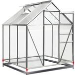 Deuba Fundament für Gewächshaus 190x190 cm