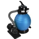 Deuba Sandfilteranlage 10 m³/h Filterkessel