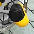 Deuba Bremsscheibenschloss-Set für Motorrad