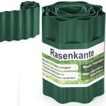 Deuba Beeteinfassung Rasenkante 9m x 20cm in grün