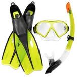 Bestway Schnorchelset Dream Diver Größe 38- 39 gelb