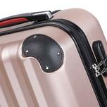 Base Line Kofferset 4tlg rosé