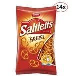 Lorenz Saltletts Saltlets Brezel Salzbrezeln Mini 14 x 200g