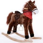 Deuba Schaukeltier Pferd mit Geräuschfunktion