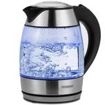 Deuba Wasserkocher Wasserstandsanzeige 1,8 Liter