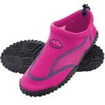 Deuba Badeschuhe/Strandschuhe Damen Größe 39 pink/anthrazit