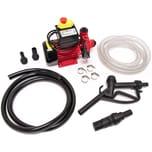Monzana Dieselpumpe für Öl und Dieselkraftstoffe - 370W und 2400L/h!