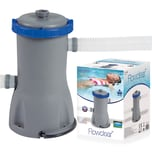 Bestway Flowclear™ Filterpumpe 3.028 l/h