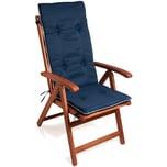 Detex 6x Stuhlauflage Vanamo Wasserabweisend Blau