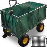 Deuba Bollerwagen Handwagen Gartenkarre Transportwagen Karre