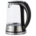 Monzana Wasserkocher BPA frei silber