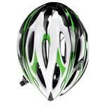 XQMax Fahrradhelm für Kinder und Jugendliche in Grün