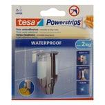 Tesa Powerstrips Large 6 Stück + Reinigungstücher