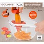 Gourmet Maxx Gemüseschneider mit Schüssel