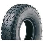 CST CST Karren Reifen Transportreifen Set + Schlauch 3.00-4 (260x85) 2PR C-9255
