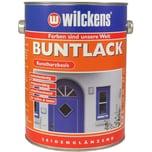 Wilckens Buntlack seidenglänzend Schokoladenbraun 2,5 L