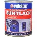Wilckens Buntlack hochglänzend Nussbraun 0,75 L