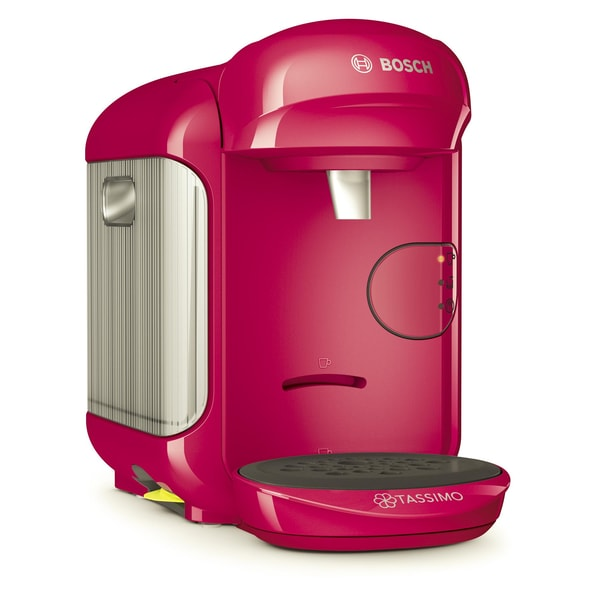Tassimo Bosch Tassimo Vivy 2 pink + City Range Tassen Set