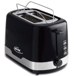 Elta Toaster Cool Touch (Black Line)