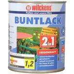 Wilckens 2in1 Buntlack seidenmatt Rapsgelb 0,75 L