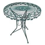 Garden Pleasure Balkontischgruppe mit Schmetterlingsmotiv 950401-2 & 950402